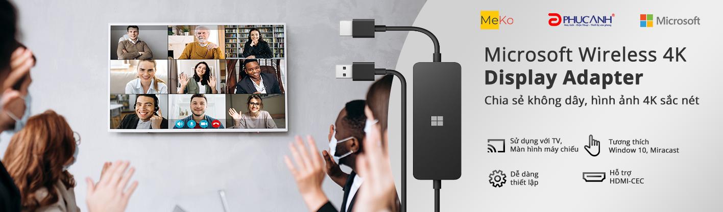 Microsoft UTH-00032 Adater 4K Wireless Display