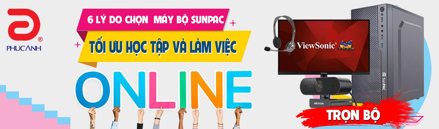 Máy tính đồng bộ SUNPAC