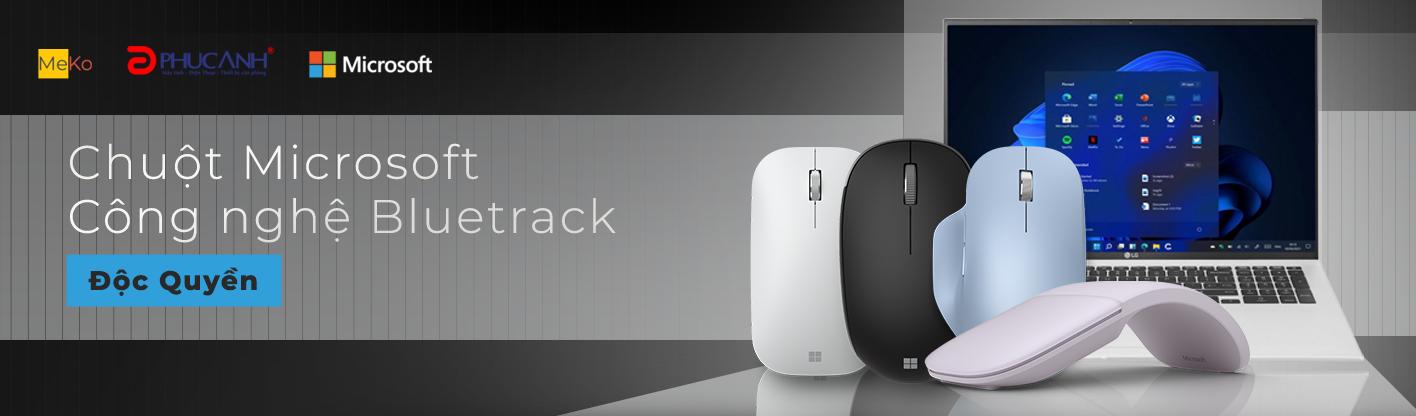 Chuột microsoft - công nghệ Bloetrack
