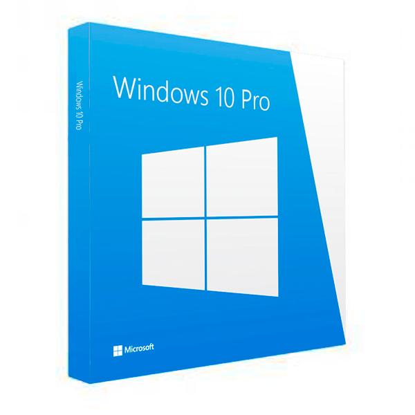 Hệ Điều Hành Microsoft Windows Pro 10 64Bit Eng Intl 1pk DSP OEI DVD hinh 1