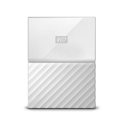 Ổ cứng di động Western Digital My Passport 1Tb USB3.0 New - Trắng