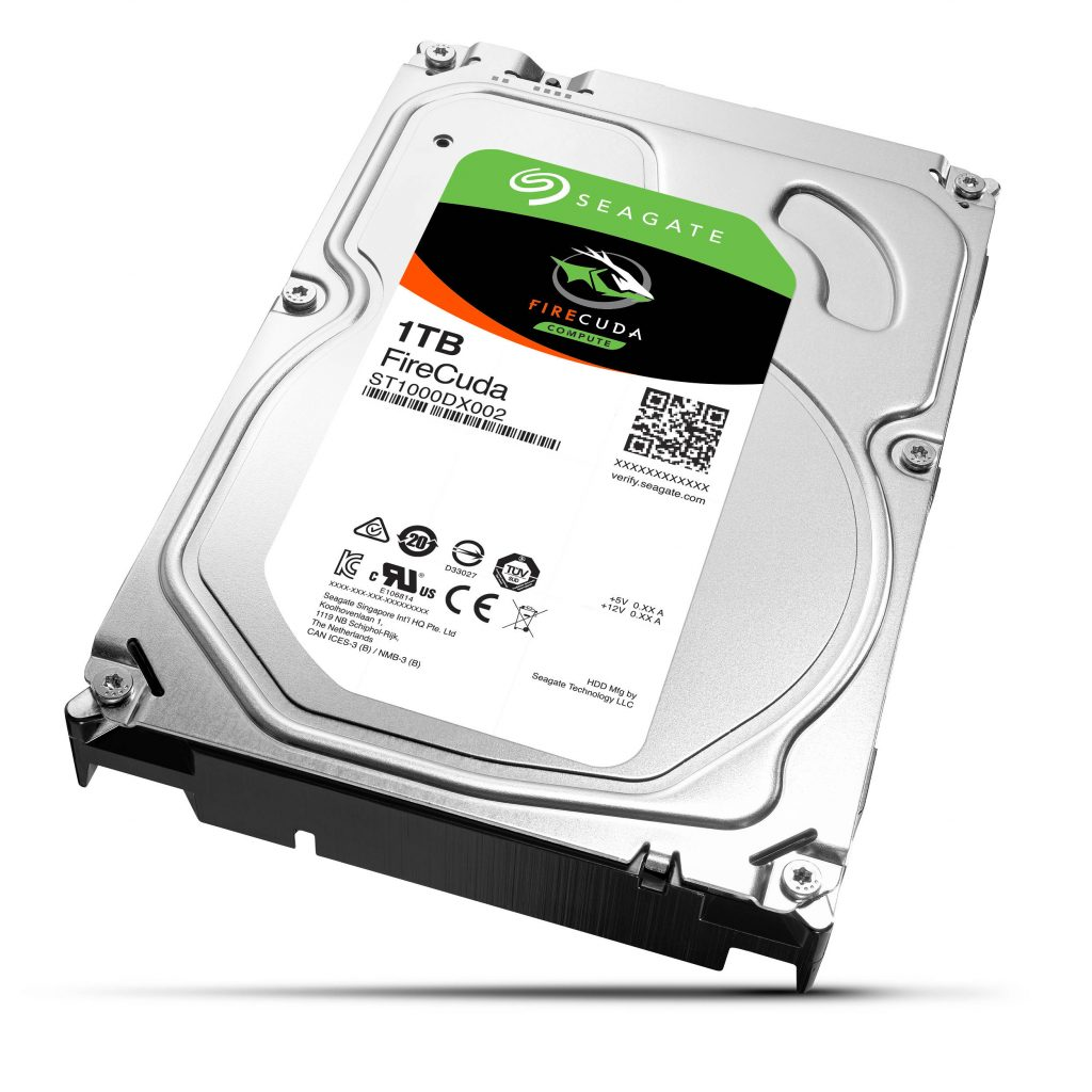 Ổ cứng HDD Seagate 1TB Firecude