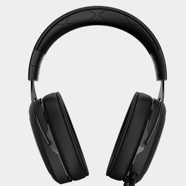 Tai nghe Corsair HS50 Stereo Blue(CA-9011172-AP) (Blue)