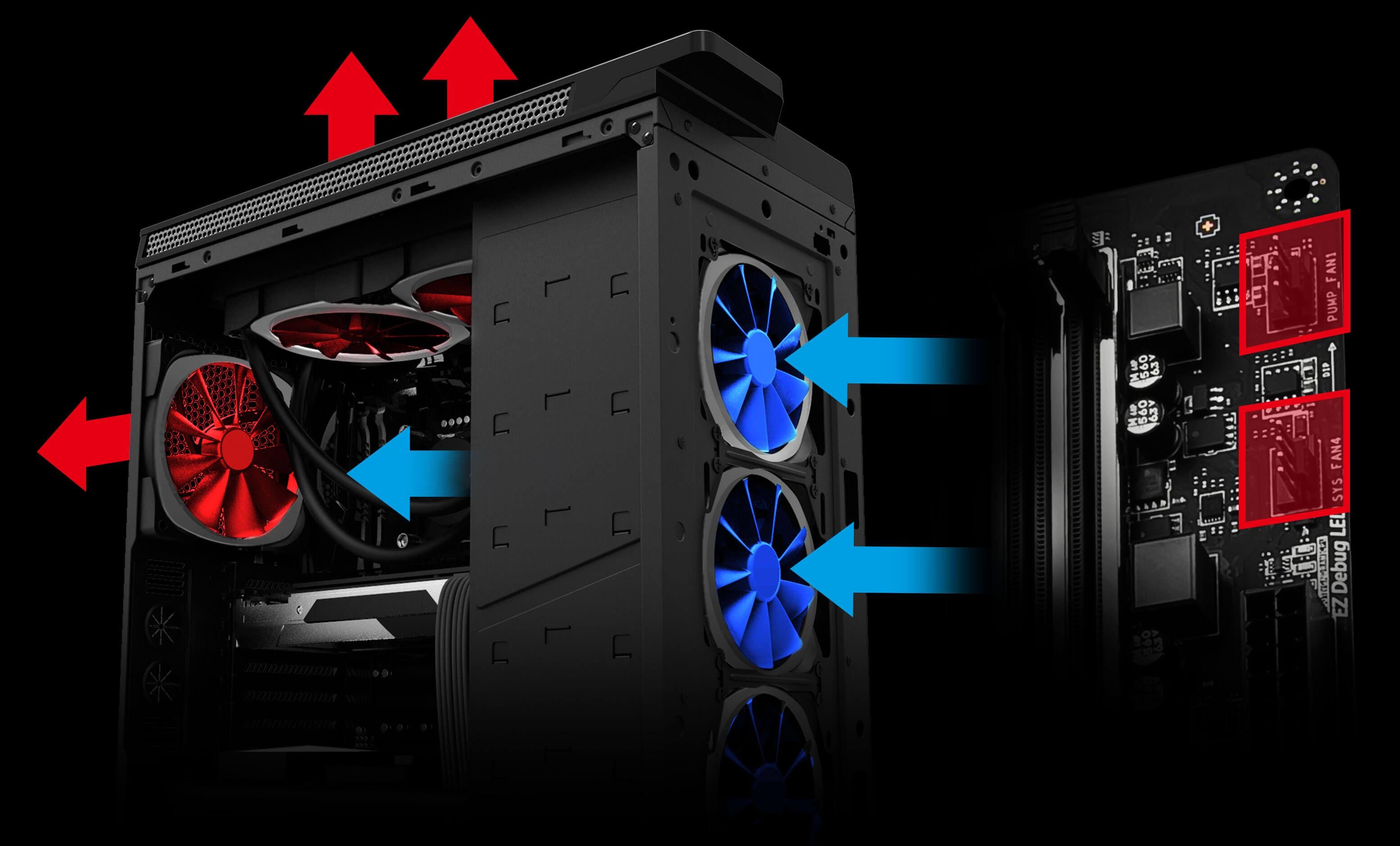 Main MSI X470 Gaming M7 AC (Chipset AMD X470/ Socket AM4