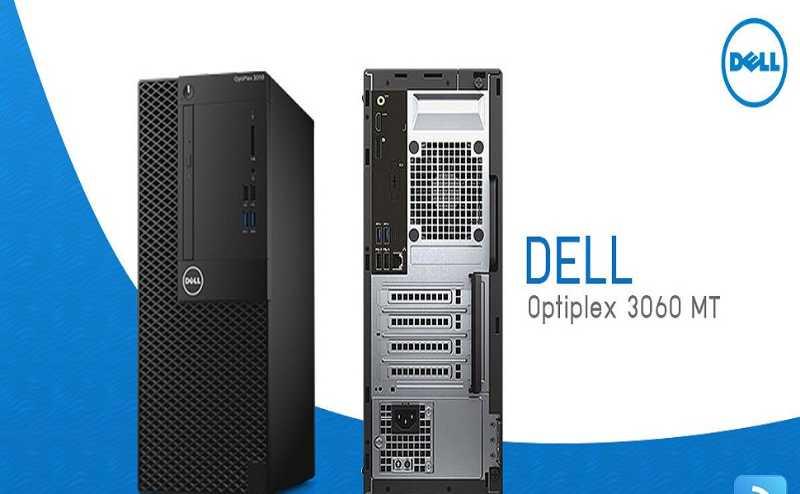 Máy tính để bàn Dell Optiplex 3060MT-42OT360002