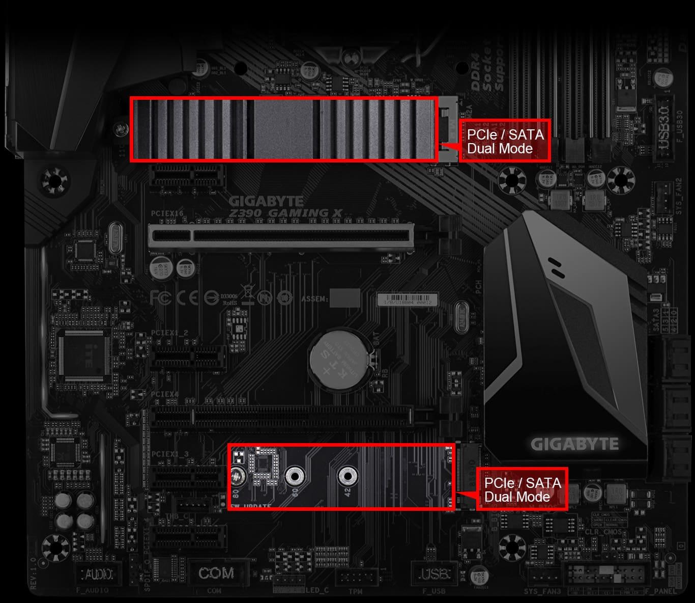 Z390 GAMING X hinh 3