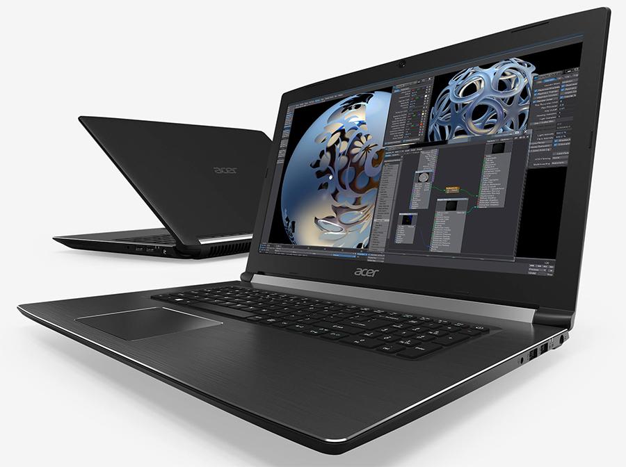Acer Aspire 7 A715 72G 50NA (NH.GXBSV.001) Core I5 8300H 8G 1T Vga 4GB
