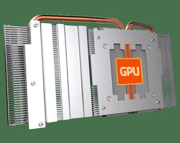 VGA Gigabyte RTX 2060 WINDFORCE OC 6G hình 3