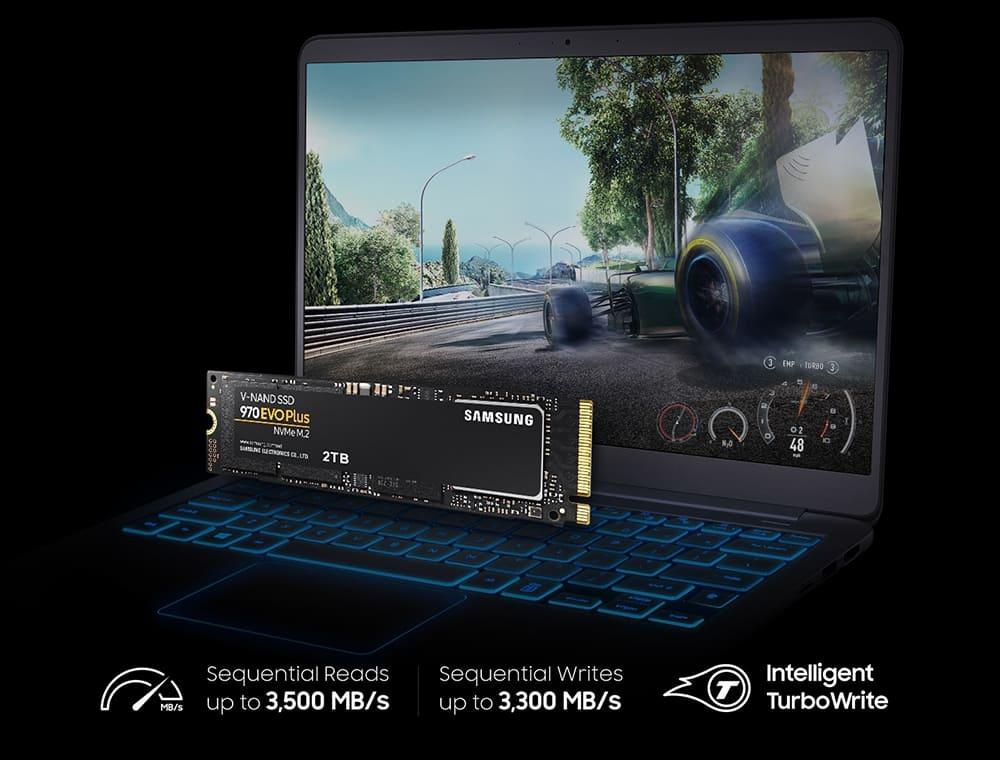 Ổ SSD Samsung 970 Evo Plus