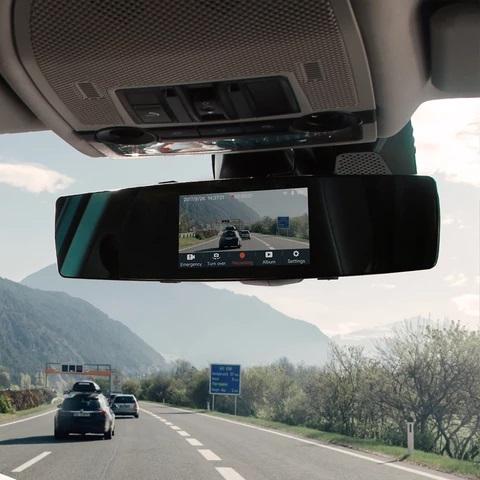Camera hành trình YI Mirror Dash hình 2