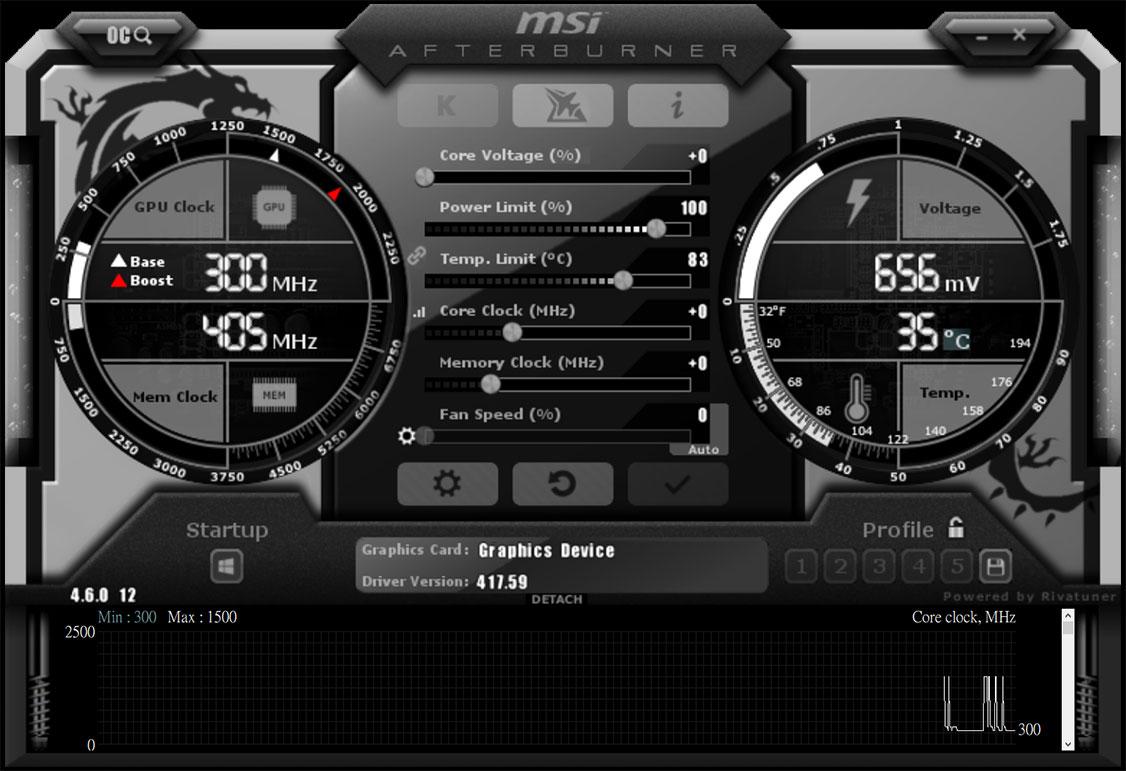 VGA MSI GTX 1650 VENTUS XS 4G OC hình 2