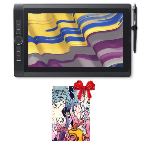 Bảng vẽ Wacom MobileStudio Pro 13 (DTH-W1320M