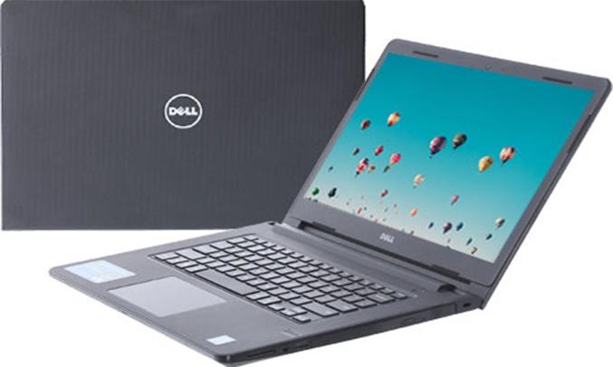 Laptop Dell Vostro 3468 70181693 Black h2