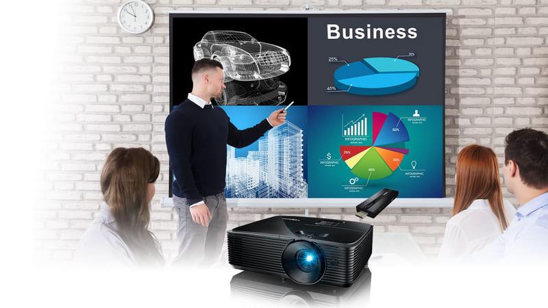 Máy chiếu Optoma SA500