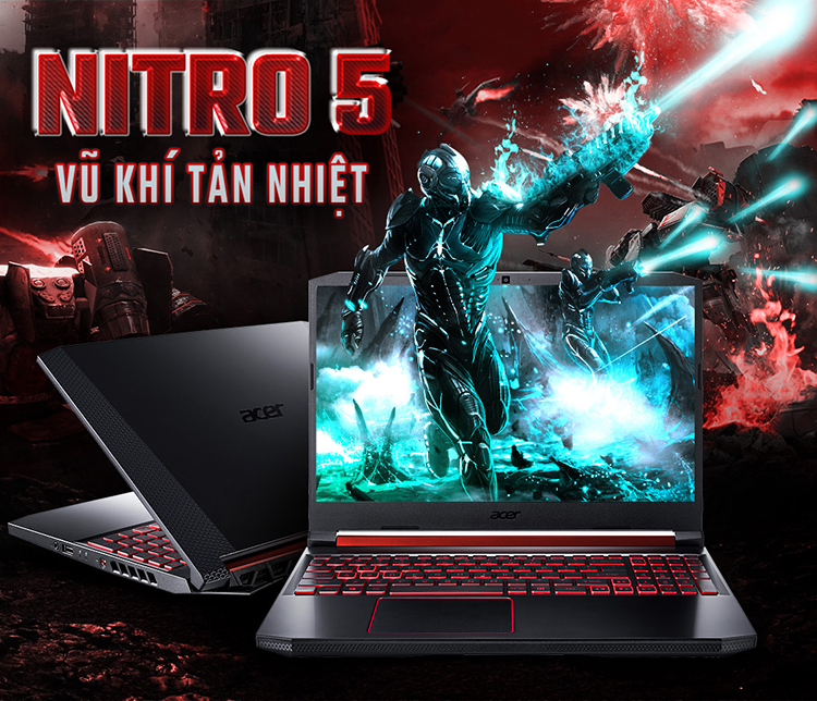 Laptop Acer Nitro series AN515 71HS NH.Q59SV.018 h4