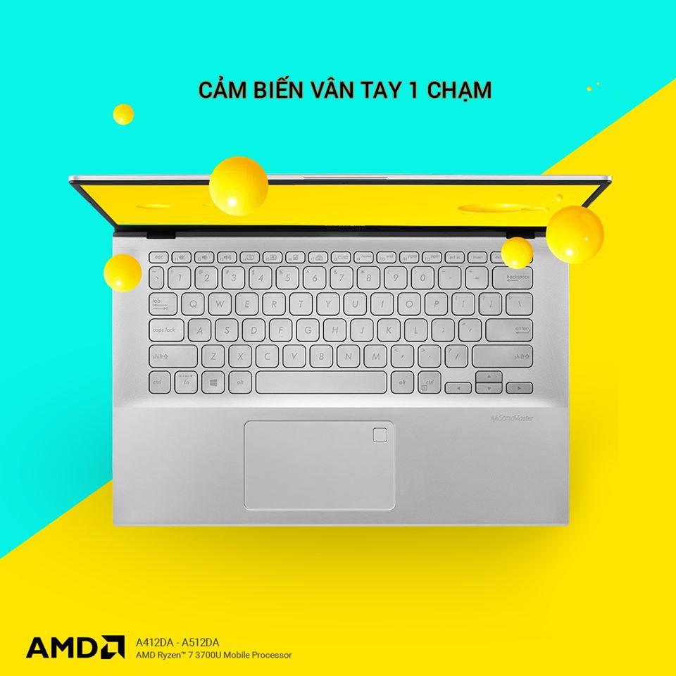 Laptop Asus A512DA-EJ422T (Grey)