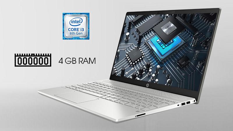Laptop HP Pavilion 15-cs2031TU 6YZ03PA (Gold)
