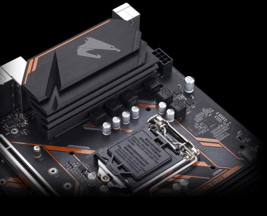 Main Gigabyte B365M AORUS ELIT h5