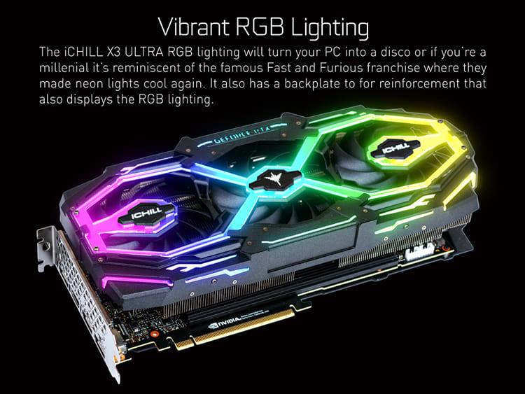VGA Inno3D RTX 2070 SUPER iChill X3 Ultra (NVIDIA Geforce/ 8Gb/ GDDR6/ 256Bit)