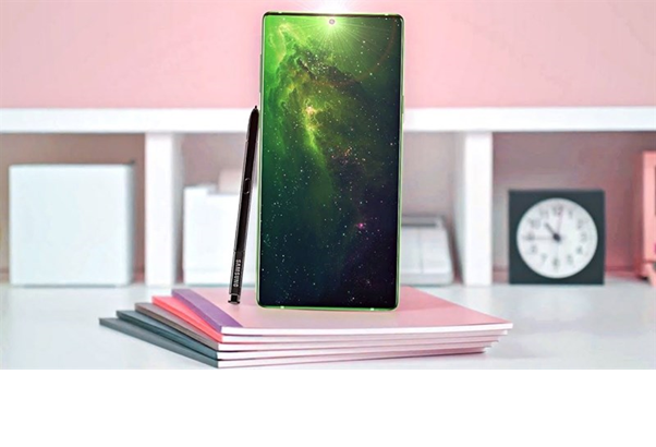 Samsung Galaxy Note 10 Plus 256Gb (Đen pha lê)