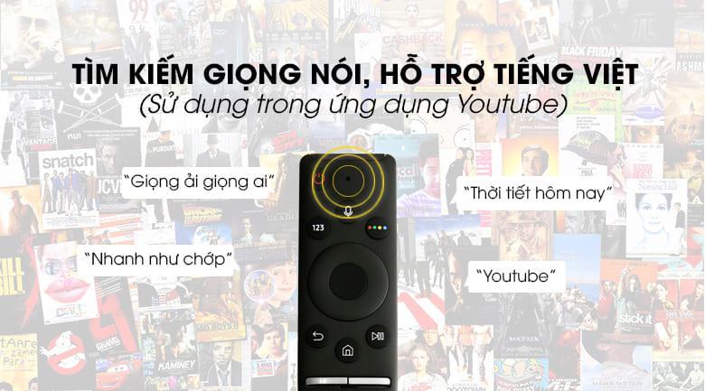 Tivi Samsung 49inch 49RU8000 h8