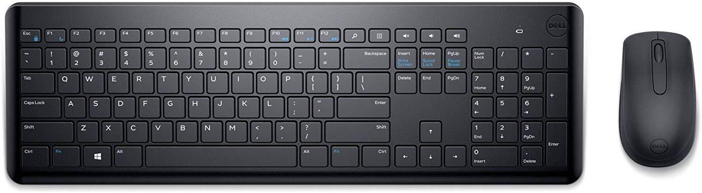 Bộ bàn phím chuột không dây Dell KM117
