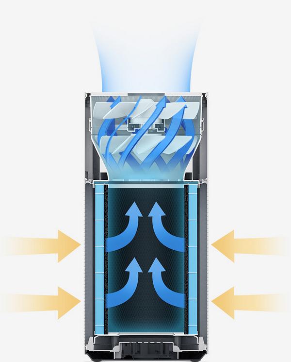 Xiaomi MI AIR PURIFIER 2H h3
