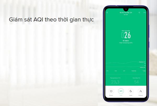 Xiaomi MI AIR PURIFIER 2H h4