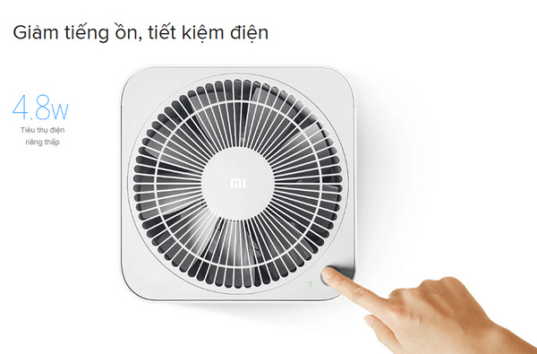 Xiaomi MI AIR PURIFIER 2H h5