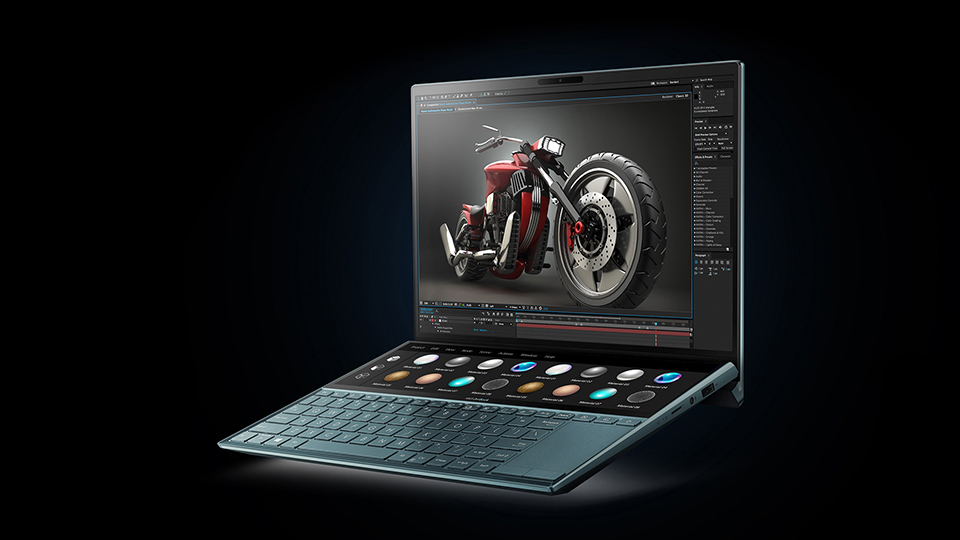 Laptop Asus Zenbook Duo UX481FL-BM048T