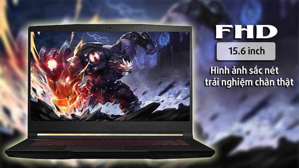 Laptop MSI Gaming GF65 Thin 9SD 070VN