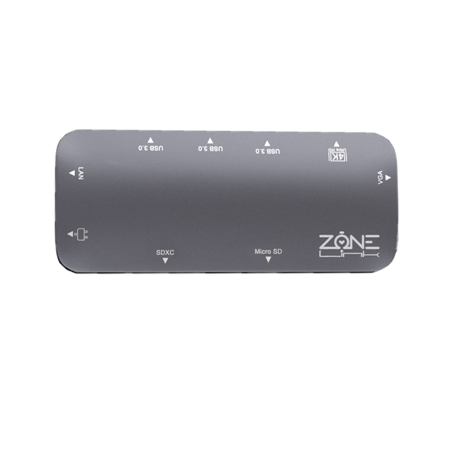 Cổng chuyên ZoneLink Z9IN1 USB-C Hub for MacBook, PC,USB-C