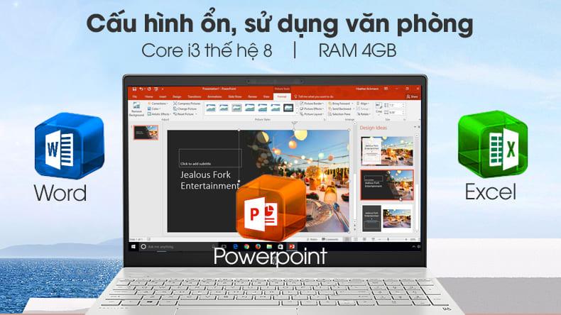Laptop HP Pavilion 15-cs2032TU 6YZ04PA