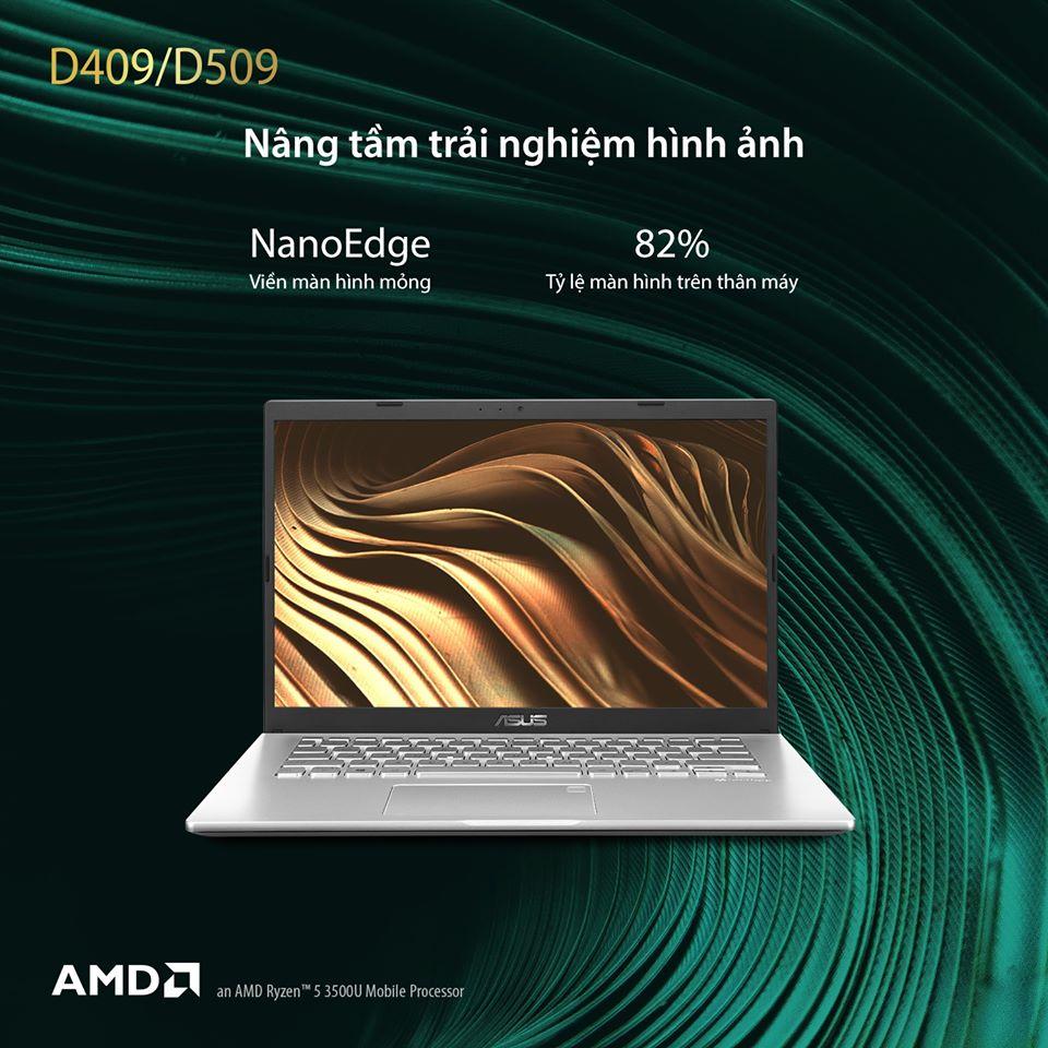 Laptop Asus D409DA-EK152T