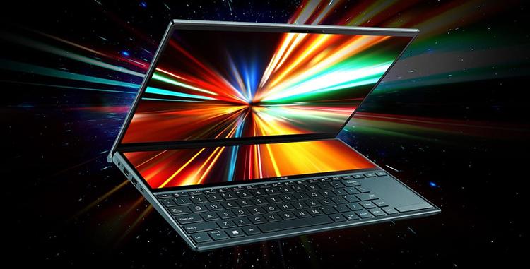 Laptop Asus Zenbook Duo UX481FL-BM049T