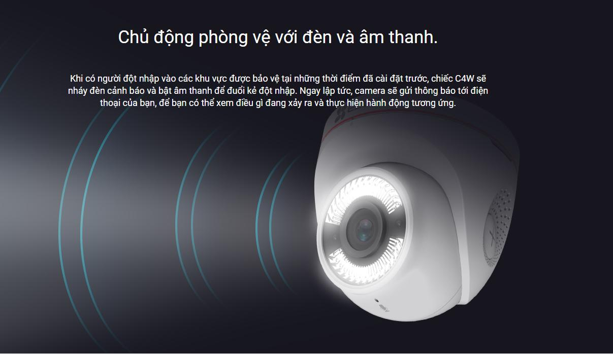 Camera quan sát IP wifi EZVIZ C4W CS-CV228