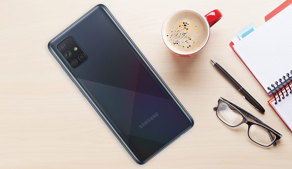 Samsung Galaxy A 71-A715F 128Gb (Black)