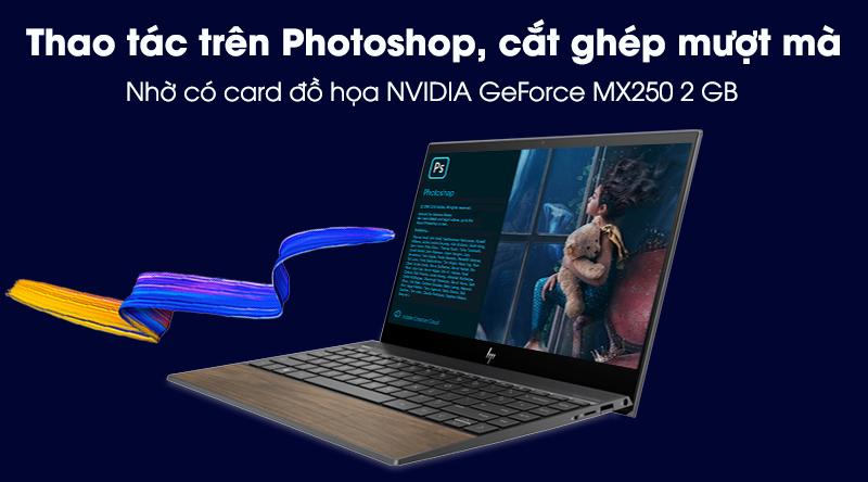 Laptop HP Envy 13-aq1057TX 8XS68PA