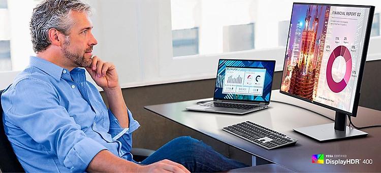 Màn hình Dell U2720Q 27Inch 4K UltraSharp IPS
