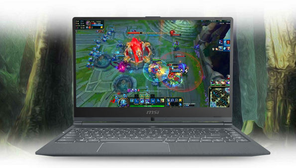 Laptop MSI Modern 14 A10RAS 1041VN
