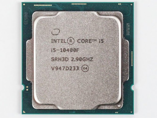 CPU Intel Core i5-10400F