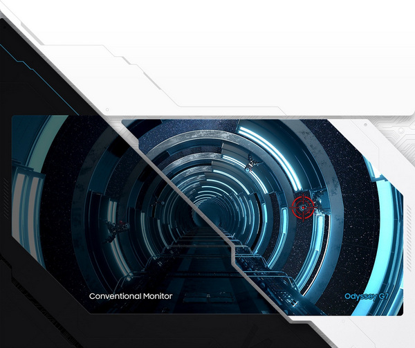 Màn hình Samsung Odyssey G7 LC32G75TQSEXXV