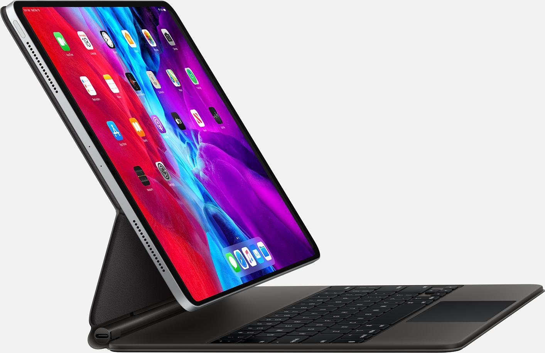 Apple iPad Pro 12.9 Gen 4 (2020) Cellular 128Gb (ZA/A) (Gray)