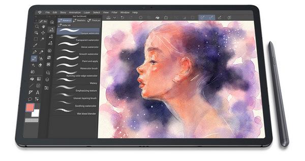 Samsung Galaxy Tab S7 (T875) - Đen kim cương
