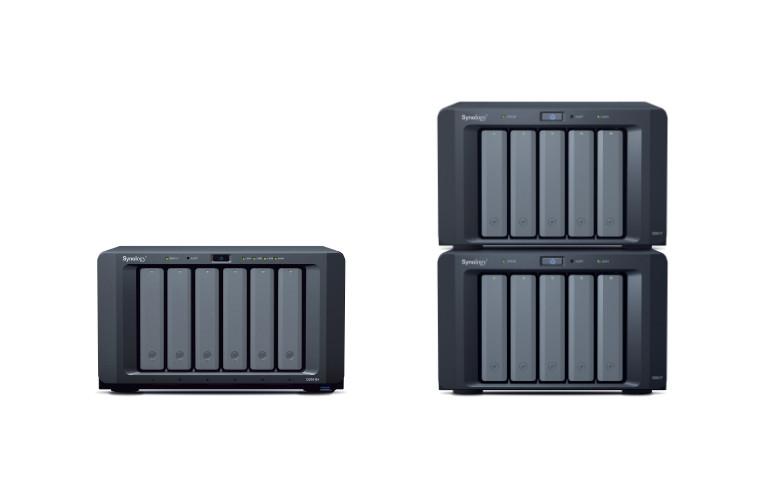 Ổ lưu trữ mạng Synology DS1621+ (chưa có ổ cứng)