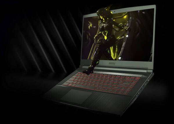 Laptop MSI Gaming GF63 10SCXR 1218VN