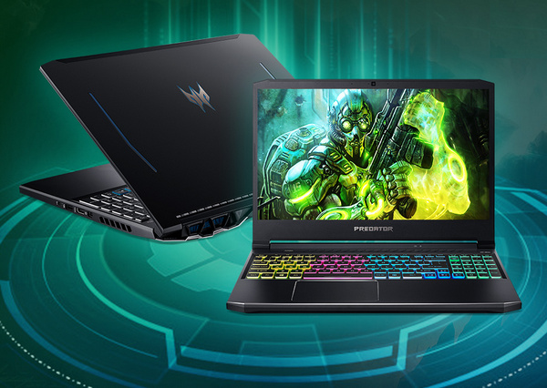 Laptop Acer Predator Helios 300 PH315-53-770L NH.Q7XSV.002