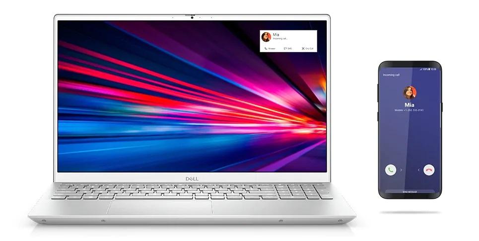 Laptop Dell Inspiron 7501 N5I5012W (Core i5-10300H/8Gb/512Gb SSD/15.6