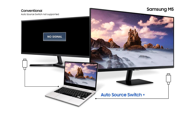 Màn hình thông minh Samsung LS32AM500NEXXV 31.5Inch (Smart monitor)