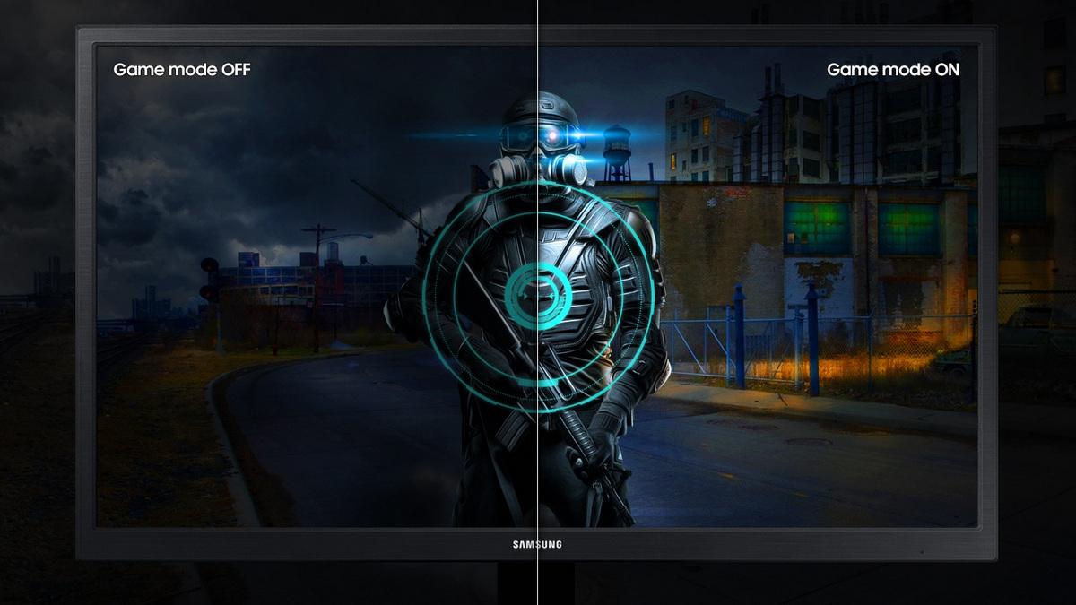 Màn hình Samsung LS22A330NHEXXV 21.5Inch VA